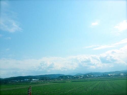 2012/3/10築上町の空