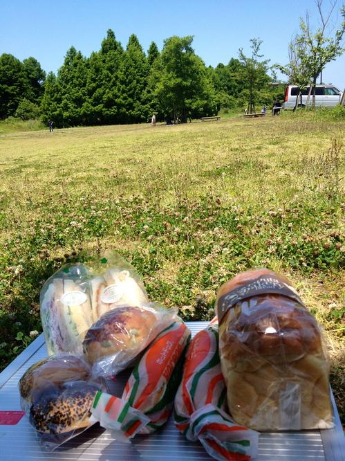 かわさきパン博の戦利品