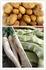 くまわり祭りで頂いた野菜達