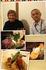 オステリアマリボーにて浜野安宏先生・井上町長