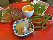 かりん館のカレーランチ前菜