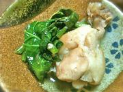 国産若鶏手羽元のお酢の柔らか煮