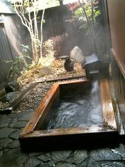 湯〜庵の家族風呂